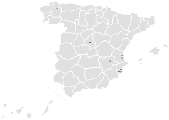 mapa + lugo